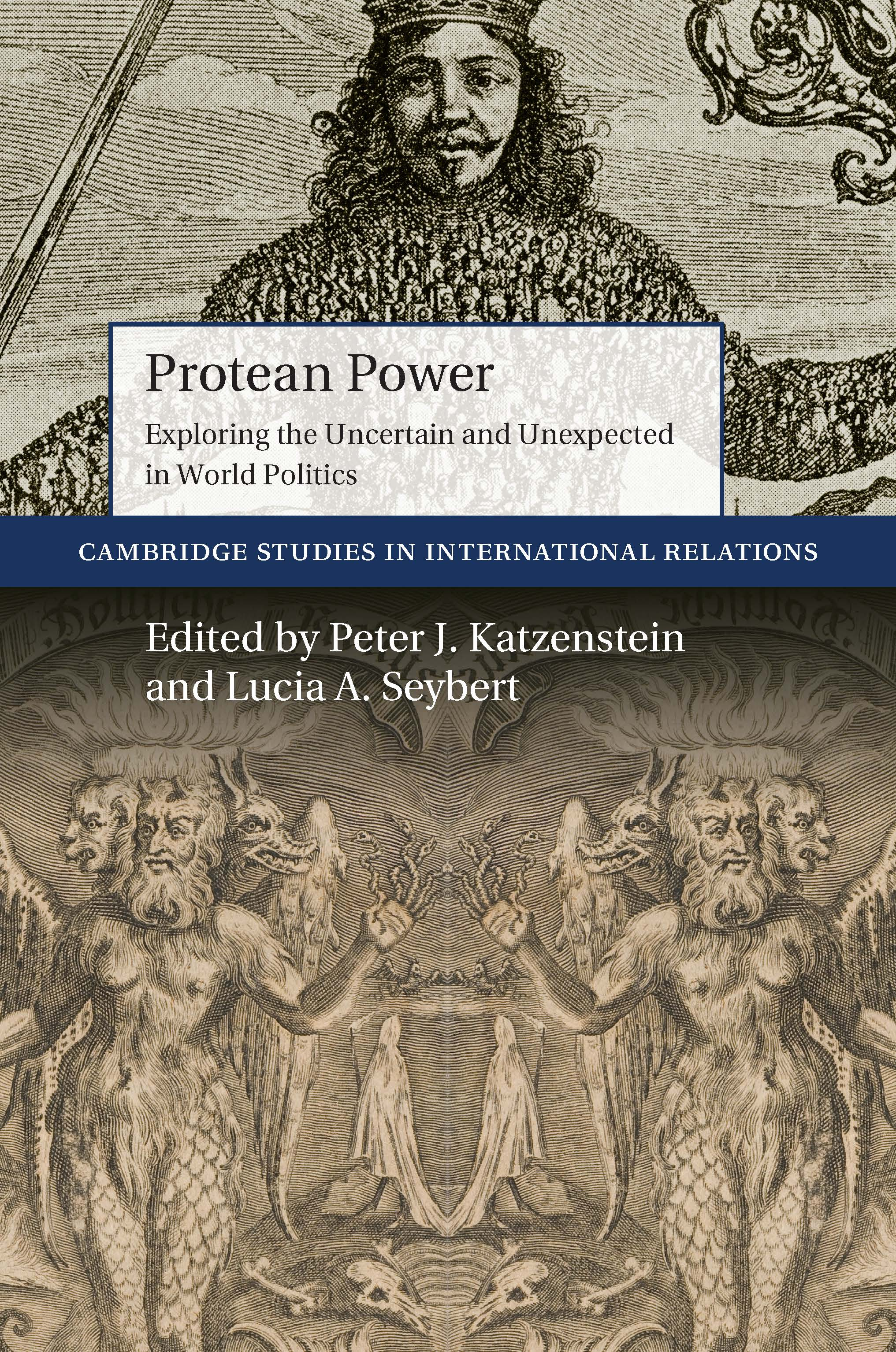 Protean Power book cover