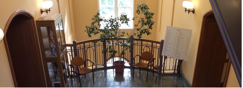 White Hall Interior